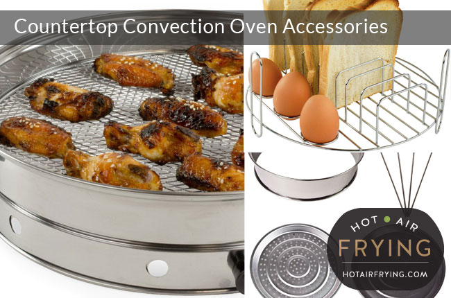 Countertop Convection Oven Accessories