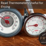 Get an instant read thermometer