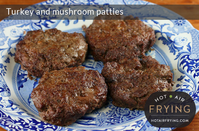 turkey-and-mushroom-patties
